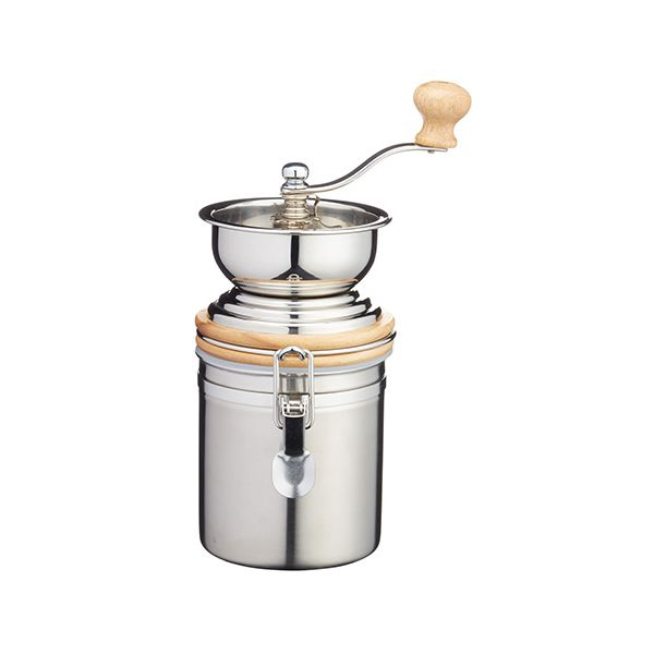 Le Xpress Stainless Steel Traditional Coffee Grinder