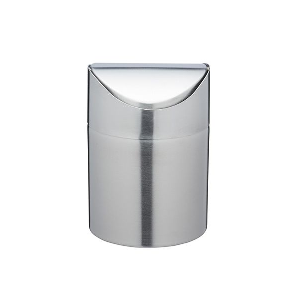 Le Xpress Stainless Steel Mini Bin
