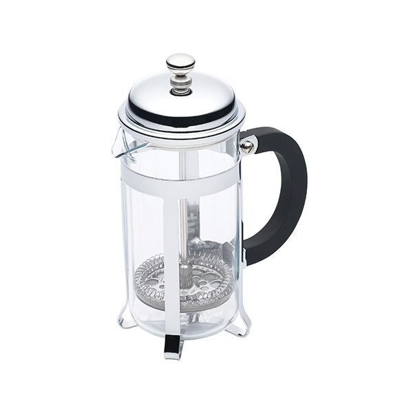 Kitchen Craft Le Xpress 3 Cup Chrome Plated Cafetiere