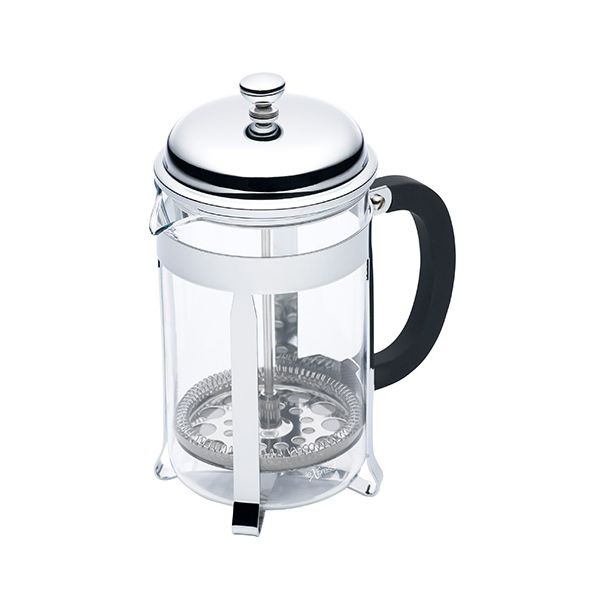 Kitchen Craft Le Xpress 6 Cup Chrome Plated Cafetiere
