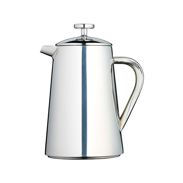 Le Xpress 1 Litre Stainless Steel Double Walled Insulated Cafetiere