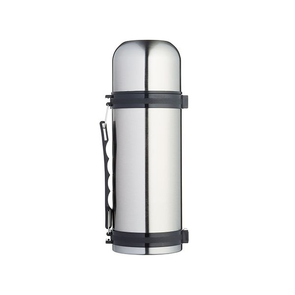 Master Class Stainless Steel 1.5 Litre Vacuum Flask