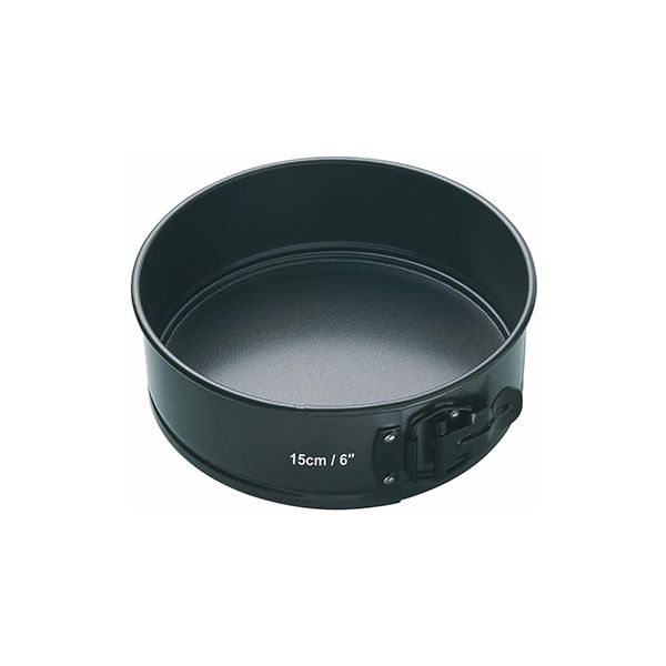 "Master Class Non-Stick Spring Form Loose Base Cake Pan Round 15cm (6"")"
