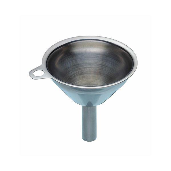 KitchenCraft Stainless Steel Mini Funnel 5.5cm