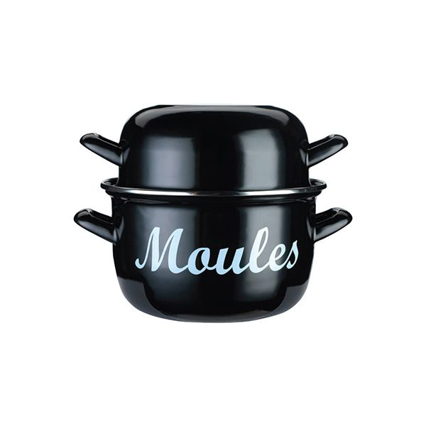 World of Flavours Mediterranean Standard 18cm Mussels Pot