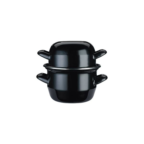 World of Flavours Mediterranean Individual 12cm Mussels Pot