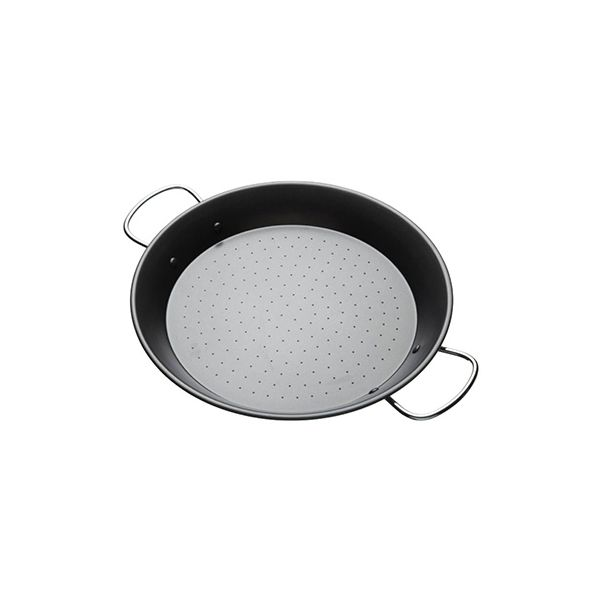 World of Flavours Mediterranean 32cm Paella Pan