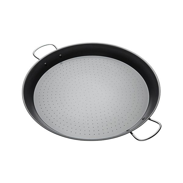World of Flavours Mediterranean 46cm Paella Pan