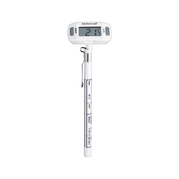 KitchenCraft Digital Probe Thermometer