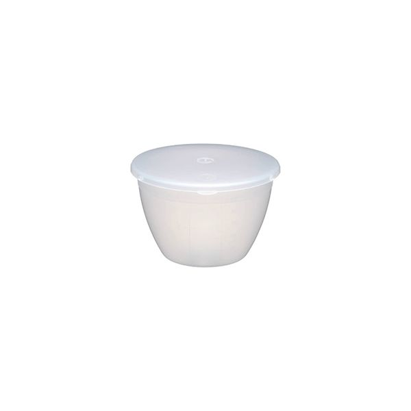 KitchenCraft Pudding Basin and Lid 1 Pint (570ml)