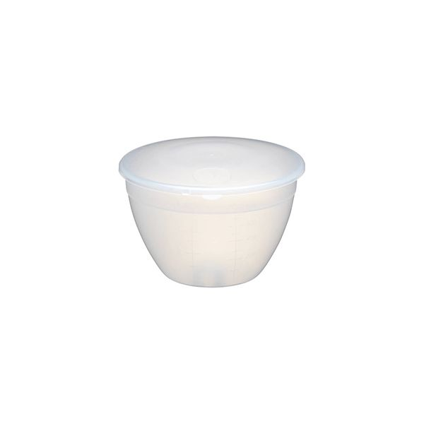 KitchenCraft Pudding Basin and Lid 1½ Pints (855ml)