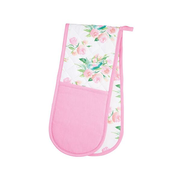 KitchenCraft Double Rose Double Oven Glove