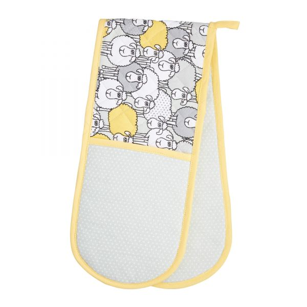 KitchenCraft Sheep Double Oven Glove