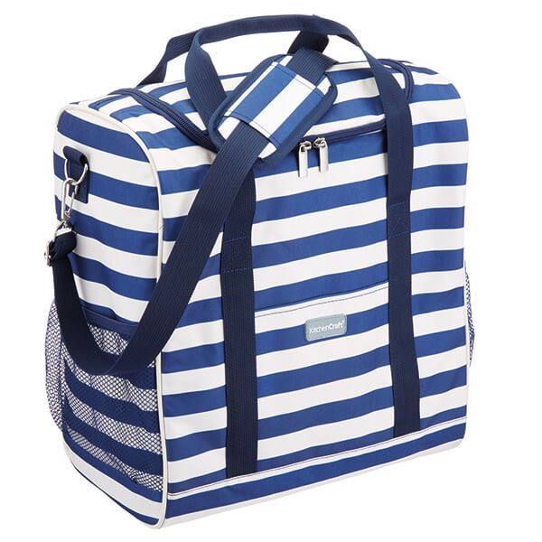 KitchenCraft Lulworth Large Family Cool Bag 21 litres