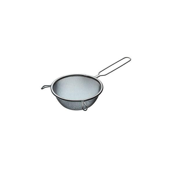 KitchenCraft 14cm Stainless Steel Round Sieve