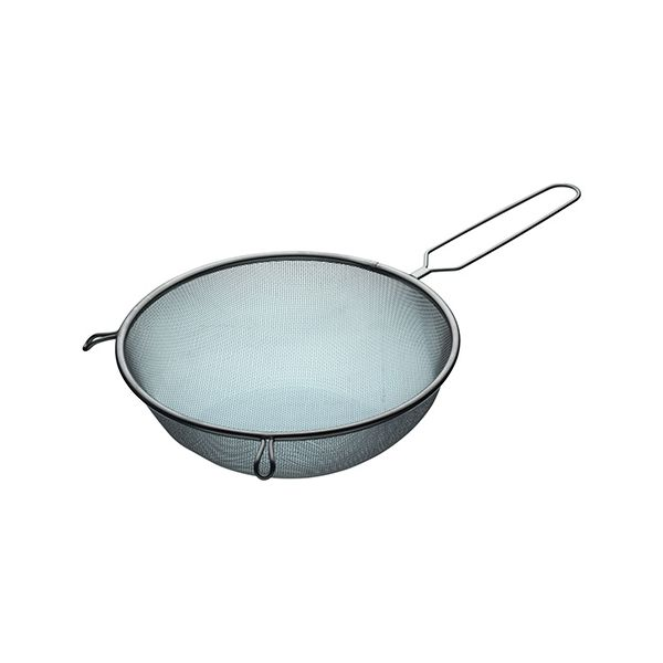 KitchenCraft 25cm Stainless Steel Round Sieve
