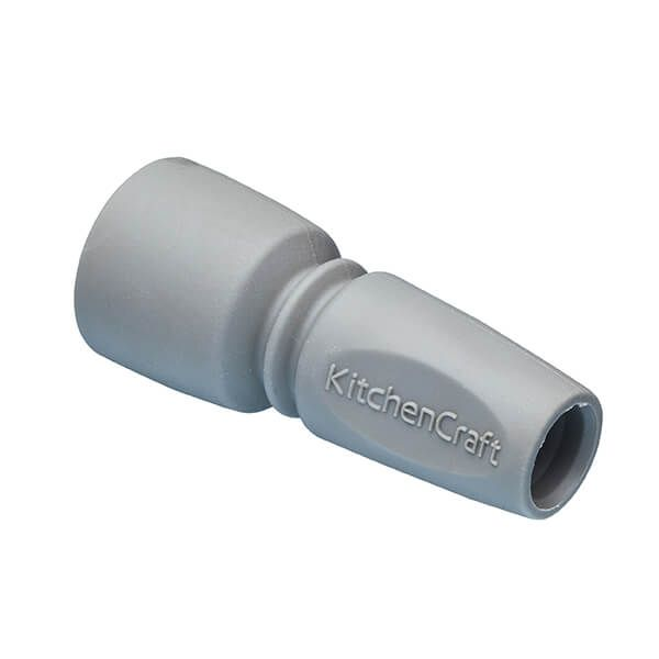 KitchenCraft Grey 9.5cm Tap Swirl