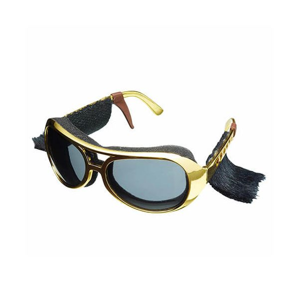 Fred Gold Elvis Onion Glasses