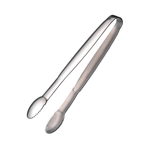 KitchenCraft Stainless Steel Sugar Tongs