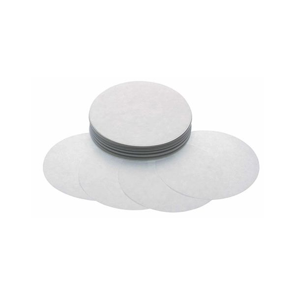 KitchenCraft Hamburger Maker Wax Discs, Pack of 250