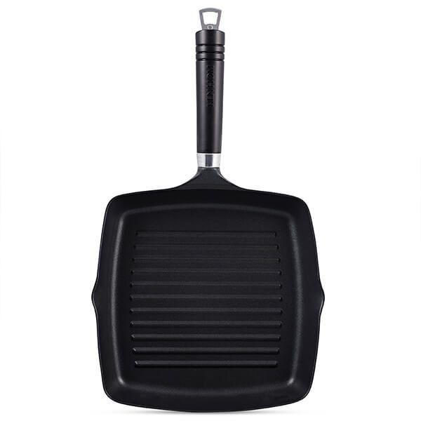 Ken Hom Excellence 25cm Non-Stick Cast Aluminium Grill Pan