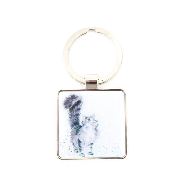Wrendale Designs Lady Of The House Keyring