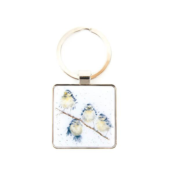 Wrendale Designs Hanging Out With Friends Keyring