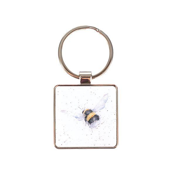 Wrendale Designs Flight Of The Bumblebee Keyring
