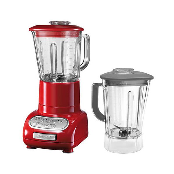 KitchenAid Artisan Empire Red Blender with Culinary Jar and FREE Gift