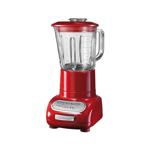 KitchenAid Artisan Empire Red Blender with Culinary Jar