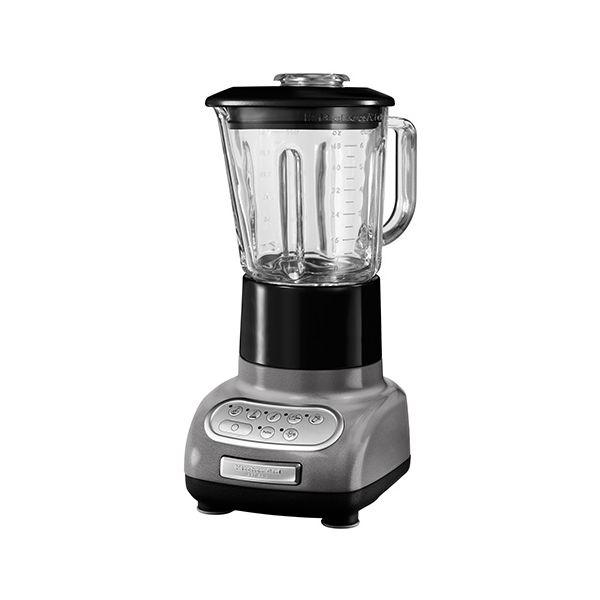 KitchenAid Artisan Medallion Silver Blender with Culinary Jar