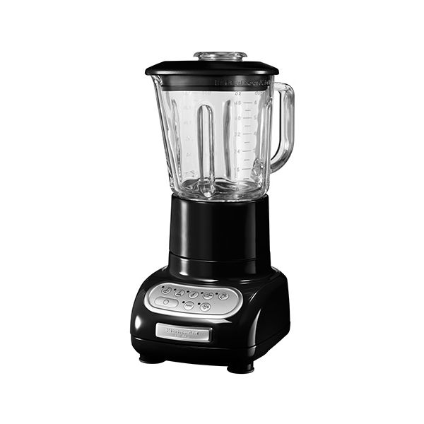 KitchenAid Artisan Onyx Black Blender with Culinary Jar