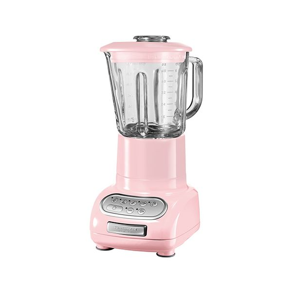 KitchenAid Artisan Pink Blender with Culinary Jar