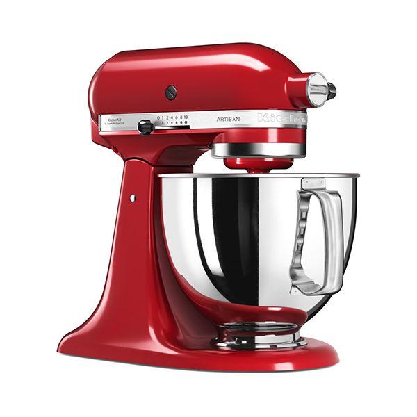KitchenAid Artisan 125 Empire Red Food Mixer
