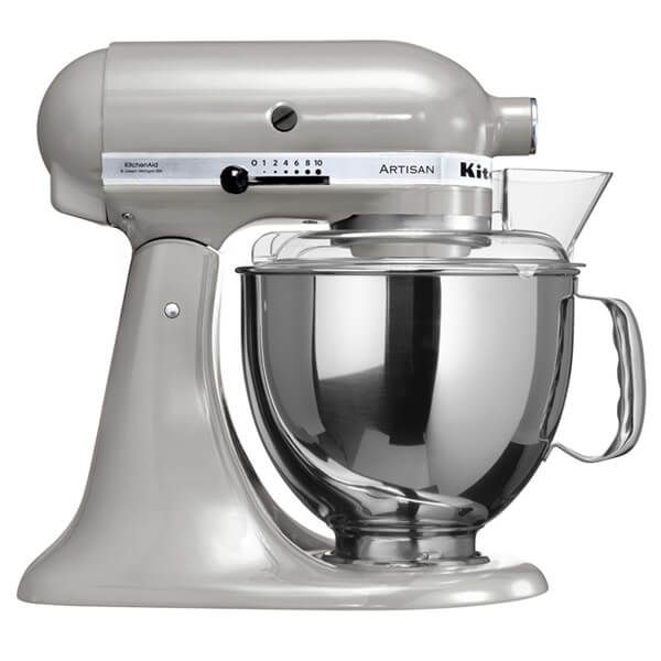 KitchenAid Artisan Mixer Metallic Chrome