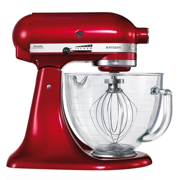 KitchenAid Artisan 156 Candy Apple Food Mixer