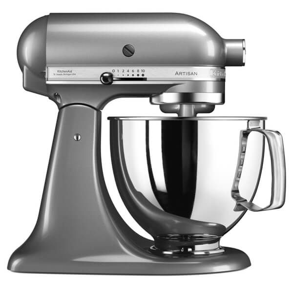 KitchenAid Artisan Mixer 175 Contour Silver
