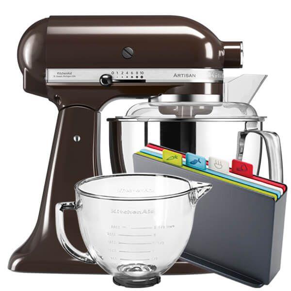 KitchenAid Artisan Mixer 175 Espresso With FREE Gifts