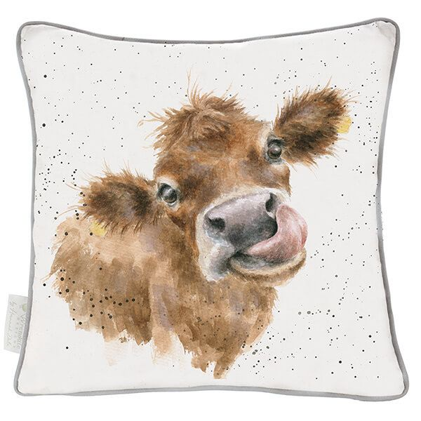 Wrendale 60cm Mooo Cushion