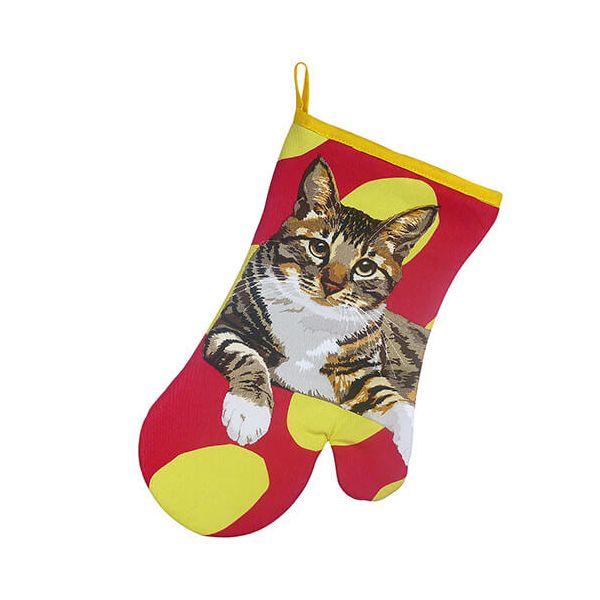 Leslie Gerry Tabby Cat Gauntlet