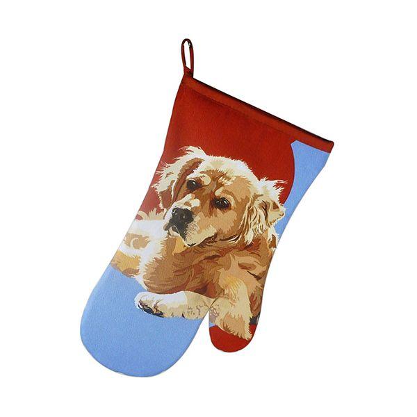 Leslie Gerry Retriever Dog Gauntlet
