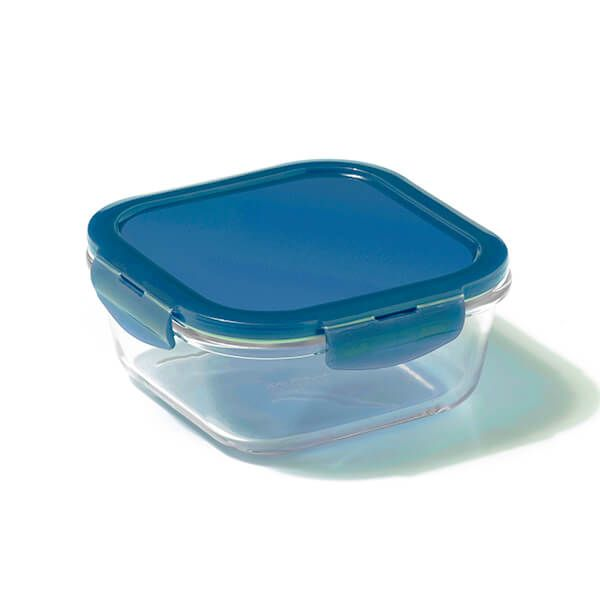 Lock & Lock Eco 750ml Square Oven Glass Container