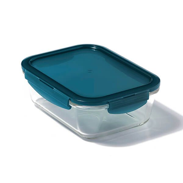 Lock & Lock Eco 1L Rectangular Oven Glass Container