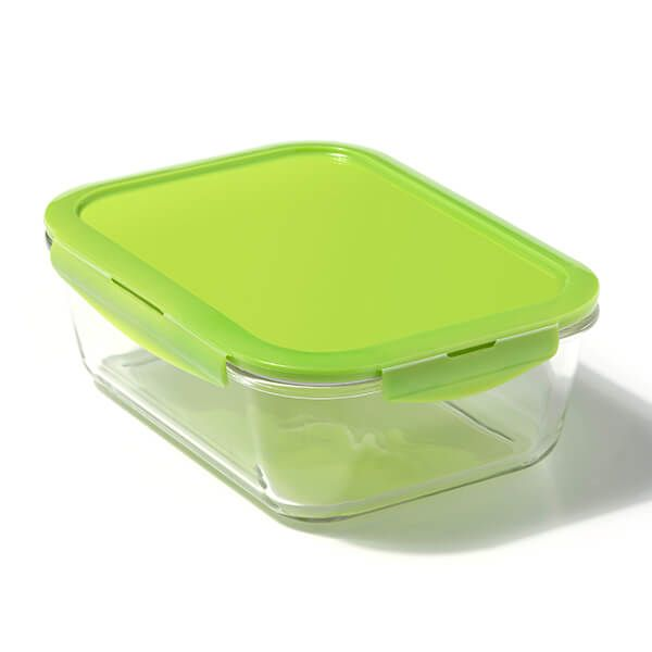 Lock & Lock Eco 2L Rectangular Oven Glass Container