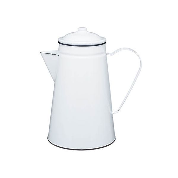 Living Nostalgia Enamel Coffee Pot