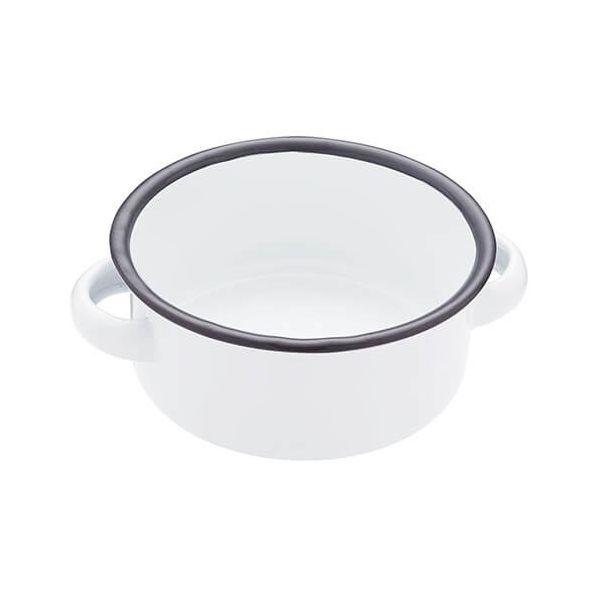Living Nostalgia Enamel 14cm Serving Bowl