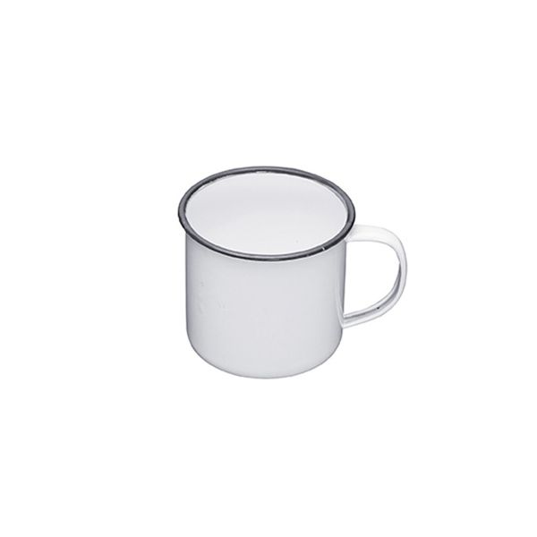Living Nostalgia Enamel 550ml Mug