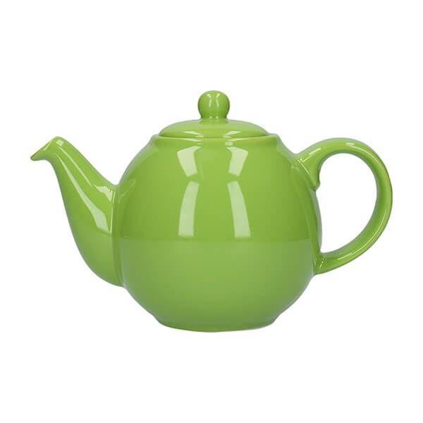 London Pottery Globe 2 Cup Teapot Green