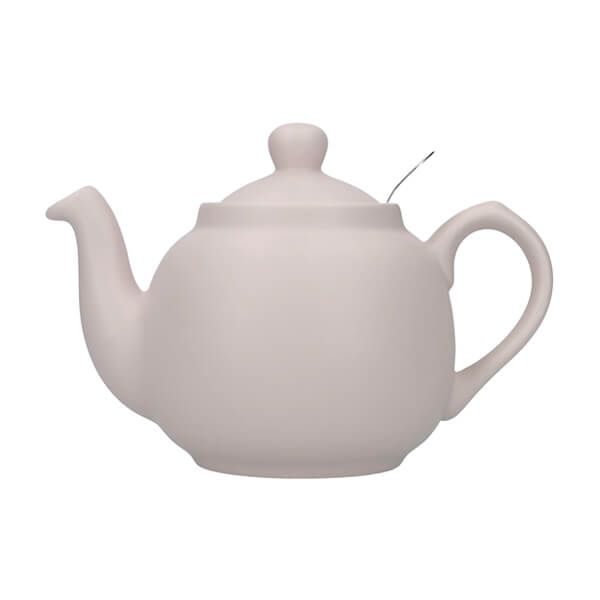 London Pottery Farmhouse Filter 2 Cup Teapot Nordic Pink