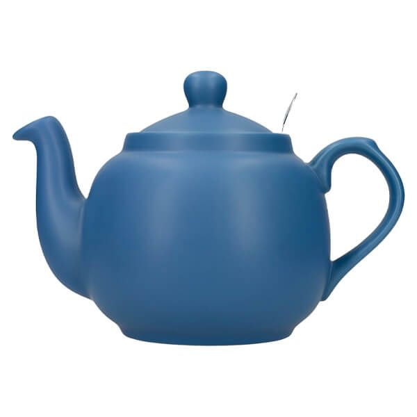 London Pottery Farmhouse Filter 4 Cup Teapot Nordic Blue